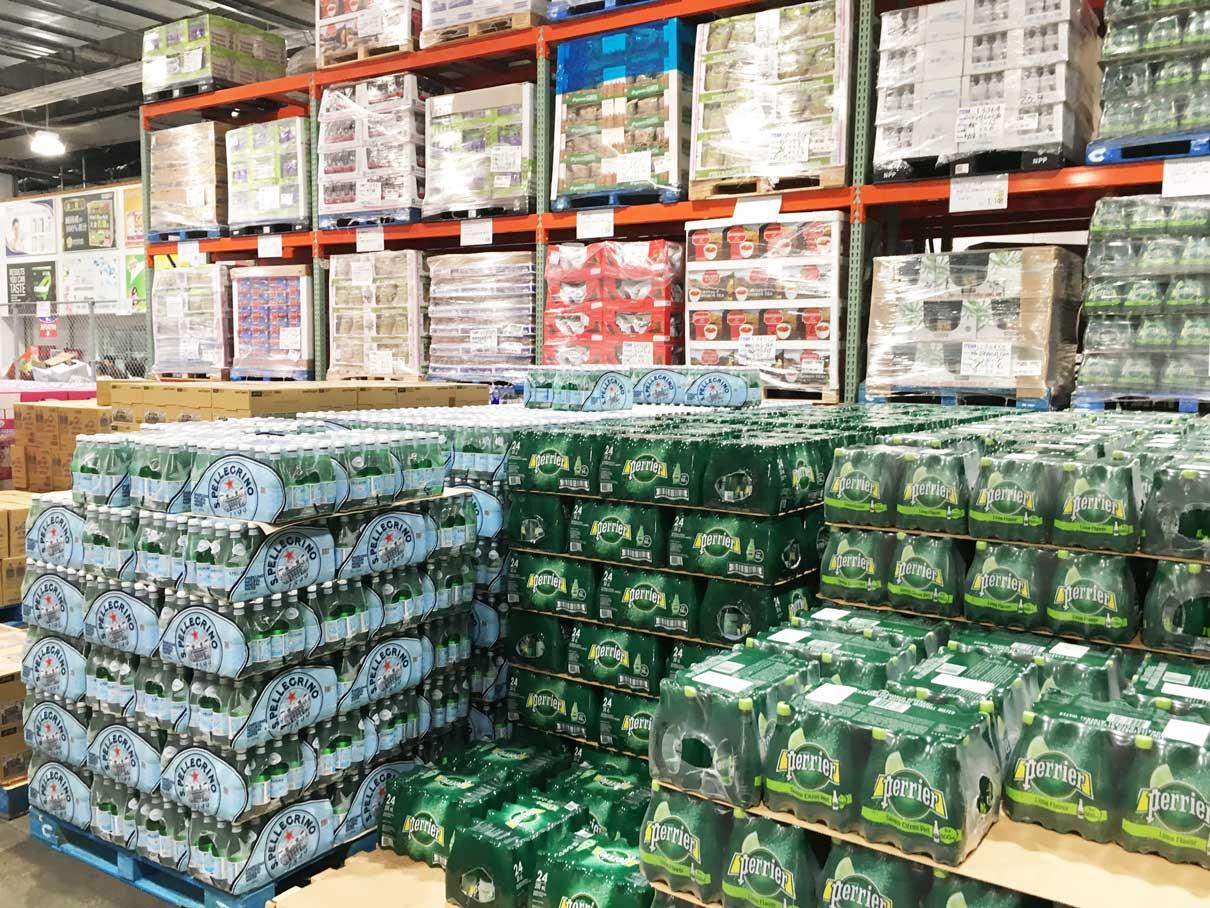 コストコの炭酸水種類 価格一覧を紹介 500mlの炭酸水1本27円と激安